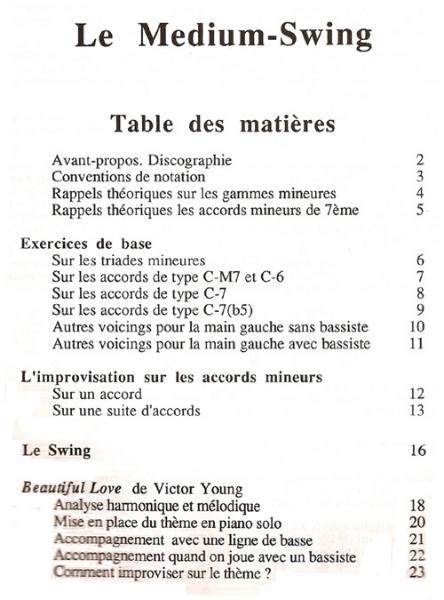 table-swing