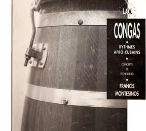 Congas – Rythmes Afro-Cubains