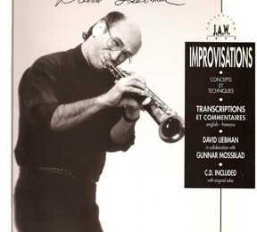 David Liebman, Improvisations