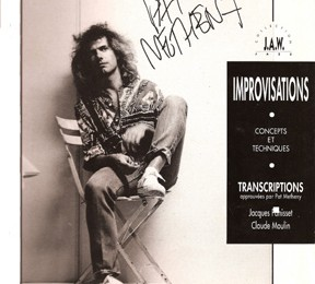 Pat Metheny, Improvisations